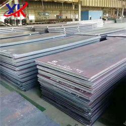 Q345 Q345b لوح فولاذي ملفوفة ساخن ASTM A36 من الفولاذ الكربوني السعر