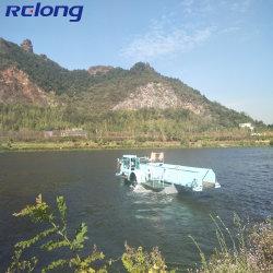 Fuel-Efficient com Extrator de plantas daninhas Plantas Aquáticas Navio de remoção