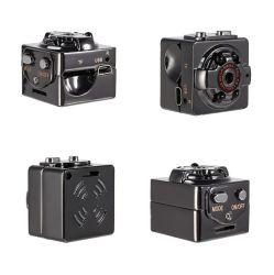 2020 360度の回転ブラケットが付いている熱い無線隠されたHDのマイクロカメラ小さい小型CCTVのカメラSq8