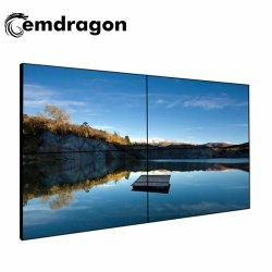 46 インチ超薄型ベゼル LCD ビデオウォール広告ディスプレイ 販売のための屋内広告スクリーン lcd デジタルサイネージ