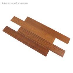 Un revêtement de sol en teck, de la nature de couleur, de carreaux de revêtement de sol, Parquet, le plancher, plancher en bois solides, le plancher pour l'intérieur, salle de séjour, la Birmanie le teck.