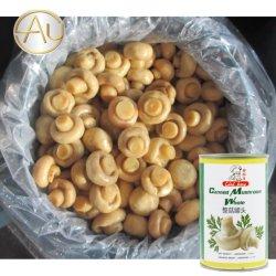 Legumes Verdes na embalagem de estanho conservas de cogumelos