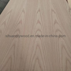 최신 판매 4*8 크기 개가시나무 Sapeli 티크 검은 호두나무 베니어는 박판으로 만들어진 MDF를 직면했다
