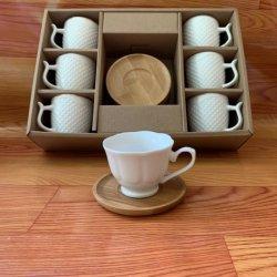 90cc 컵, 접시, 중국 팩토리 컵, 접시 모두 중국 세라믹 컵과 매일 사용할 수 있는 받침접시
