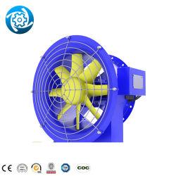 Ventilatore per ventilazione tunnel/miniera sotterranea vendita diretta CTF Factory /ventilazione per attività estrattive a prova di esplosione