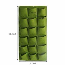 Вертикальное озеленение повесить на стену в саду растут завод мешки контейнер сеялки аксессуары