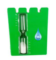 Melhor oferta promocional de plástico à prova de ampulheta Chuveiro Timer de Areia