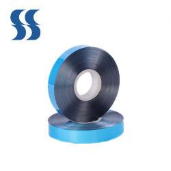 熱絶縁体ケーブルの保護のための青いアルミホイルのガラス繊維