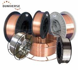 1,2 mm massieve lasdraden ER70S-6 MIG-lasdraad met koperen coating