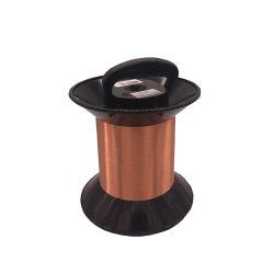 Collegare di rame smaltato poliuretano di Solderable, codice categoria termico 155, diametro 0.063mm, per il relè