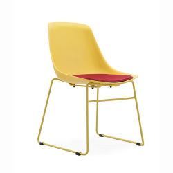 لون متعدّد كرسي تثبيت بلاستيكيّة أعزل قابل للتراكم مع [ستيل فرم]