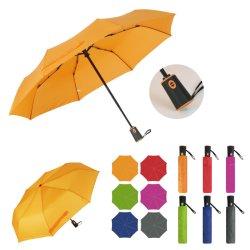 3 Paraplu van de Regen van de Stof van de Pongézijde Open&Close van vouwen de Auto