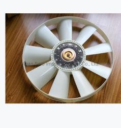 Sinotruk Shacman FAW HOWO Truck onderdelen Vg1246060051 siliconen olie Onderdelen van de ventilatormotor