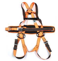 Punti di Anchorage della cinghia del cavo di sicurezza del parascintille di caduta per la cinghia di sicurezza della strumentazione di protezione di caduta