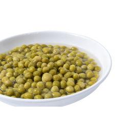 新しい優秀な品質の穀物によって缶詰にされるグリーンピース
