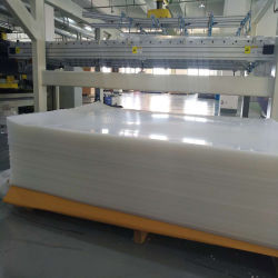 高品質によってカスタマイズされるサイズの透過鋳造物アクリルSheet/PMMAシートかプレキシガラスシート