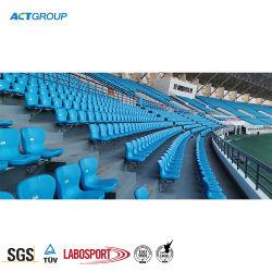 複雑なスポーツさまざまなスポーツ・イベントのフットボールスタジアムの折り畳むことのできる座席