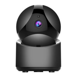 كاميرا أمان لاسلكية، كاميرا IP بدقة 1080p عالية، كاميرا CCTV داخلية مزودة بتقنية WiFi للأطفال/الحيوانات الأليفة/مربية
