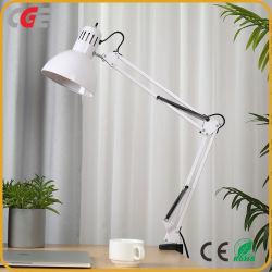 American LED Lámpara de Sobremesa lámpara de escritorio de la luz de la Oficina de la luz de lectura ajustable Home Decoración Iluminación lámpara de estudio
