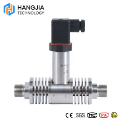 Aço inoxidável sensor pressão diferencial de temperatura alta