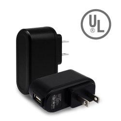 5V 1A 이동 전화를 위한 미국 플러그 벽 충전기, 사진기 휴대용 여행 USB 전화 충전기