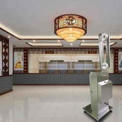 300W 400W UVglühlampe-ultravioletter Sterilisator-bakterielle Abbruchs-Scherflein-Ausgangslampe der lampen-Quarz-keimtötender Desinfektion-UVC CFL des Ozon-LED