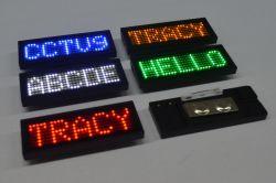 재충전용 세계어 LED 일류 기장