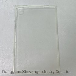 Custodia per tablet Crystal Clear per iPad morbida flessibilità eccellente silicone Gel TPU protezione computer assorbimento urti