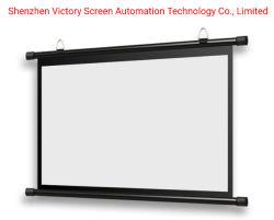 شاشة النصر المحمولة جودة عالية أقل سعر شاشة ل جهاز عرض ليزر LCD عالي الدقة