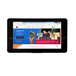 Interface RGB 800X480 Écran tactile capacitif DSI TFT 7 pouces écran LCD 7 pouces écran TFT LCD 50 broches