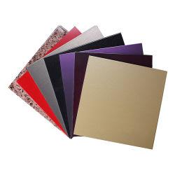 Version imprimable panneau composite aluminium/ACP/ACM/composite en aluminium de signer des matériaux de construction