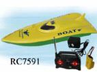 R/C (Lancha RC7591)