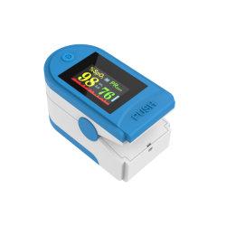 Fingertip SpO2 пульсоксиметра тест Проверка кривой пульса насыщения крови