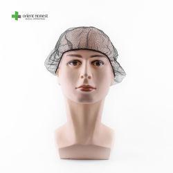La chirurgie-dentaire/médical/infirmier/Scrub/space/travailler/Snood/SMS non tissés jetables PP /Mob Cap pour un Médecin/chirurgien/infirmière/le travailleur (bouffant/Round//bande plissé/Clip)