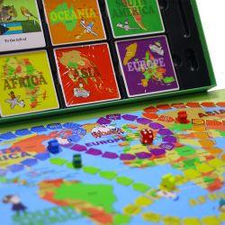 لعبة ذاكرة تعليمية للأطفال الذين يبلغون من العمر 8 سنوات وما فوق