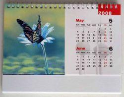Diseño personalizado hecho Tienda de impresión del calendario de pared Calendario Calendario de Adviento 3D.