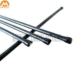 Hohler Bohrgerät-Rod-Stahlstab-Hex Schaft 22/25X108mm