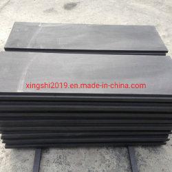Buena térmica la conductividad eléctrica de la placa de grafito de carbono moldeado por inyección