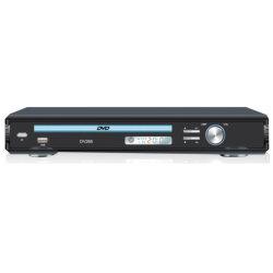 Sistema de cine en casa un reproductor de DVD con USB/SD insumos