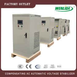30-400kVA estabilizador de tensão regulador/SBW-J