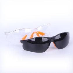 Высокое качество материалов ПК Обертываемый объектив защитные очки