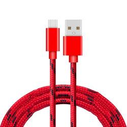 Мобильный телефон a штекер USB Micro B кабеля USB