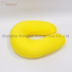 Super Macio diferentes tamanhos de almofada de pescoço recheadas de pelúcia Toy