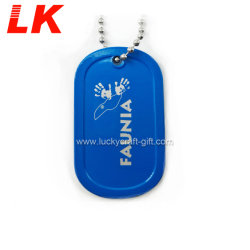 Настраиваемый логотип лазерной гравировкой Engraver собака теги