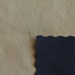 Fios simples de poliéster tingida tecido lateral duplo para roupa Casaco/