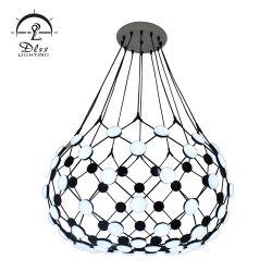 Lustre LED Luz Pendente para sala de estar