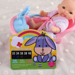 Bain bébé Carte thermomètre