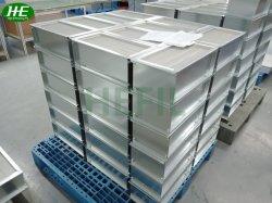 Filtergehäuse H14 Aluminiumabscheider Formaldehyd Luftfilter