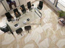 特別な設計 Onyx 大理石の大きいサイズの陶磁器の床の磁器のタイル ( 6A12008 )