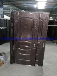 Patio de la cortina de acero deslizante automático casa residencial de la puerta del panel de seguridad